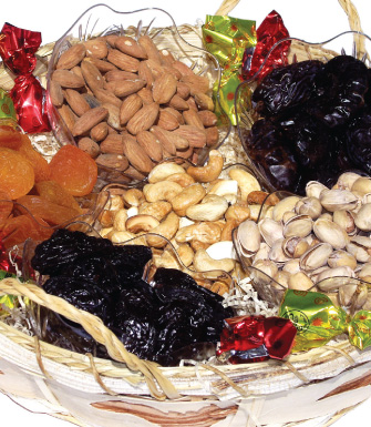 Health Benefits of Dry Fruits| 3