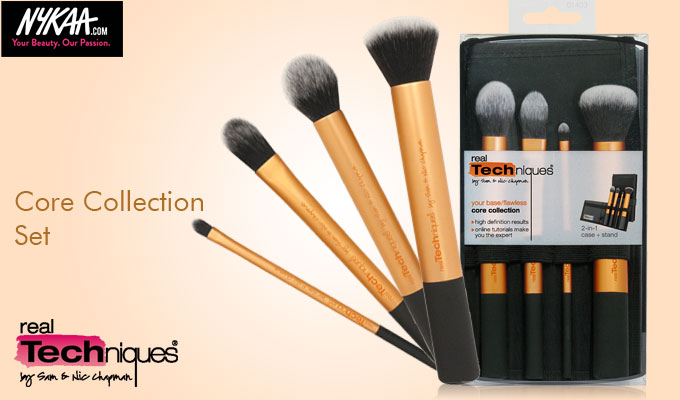 Picture perfect brushes from Real Techniques| 6