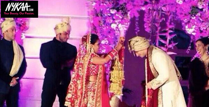Arpita Khan's fairytale wedding| 11