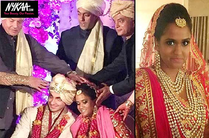 Arpita Khan's fairytale wedding| 12