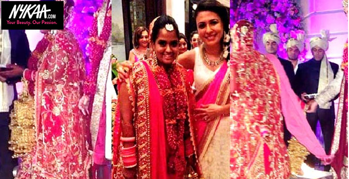 Arpita Khan's fairytale wedding| 13