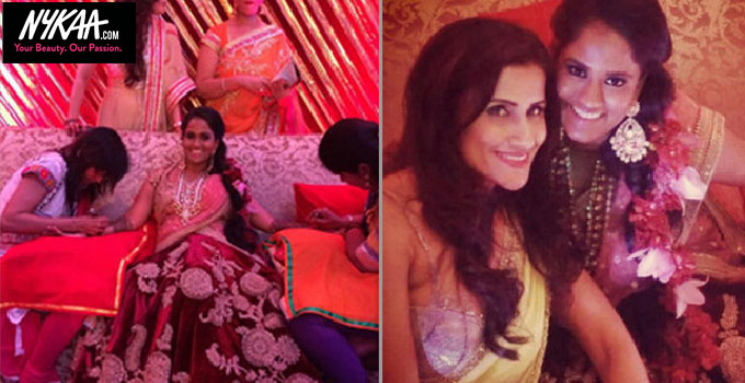Arpita Khan's fairytale wedding| 5