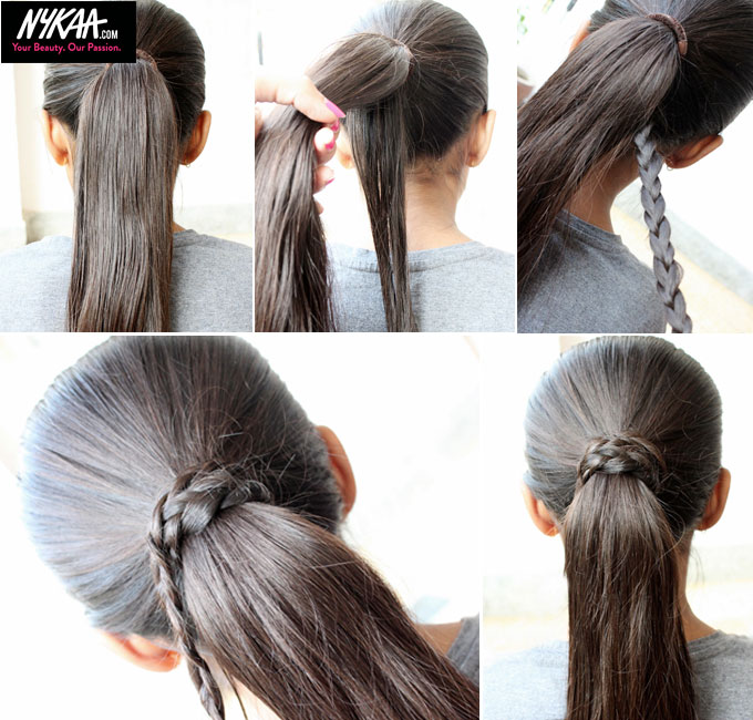 Five crazy, cool ponytail styles we adore| 1