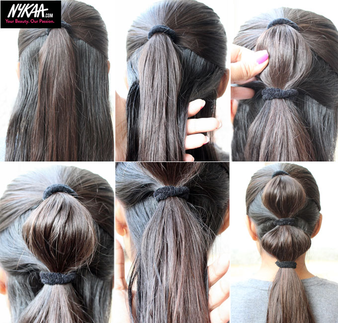 Five crazy, cool ponytail styles we adore| 2