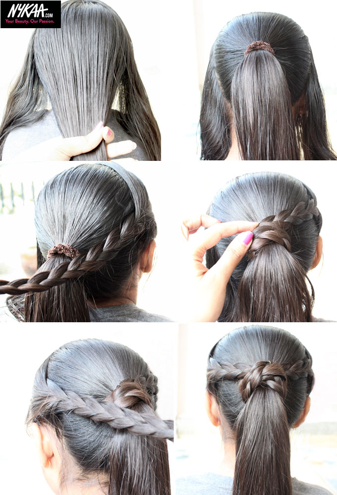 Different Ponytail Styles For Medium Hair Five Crazy Cool Ponytail Styles We Adore