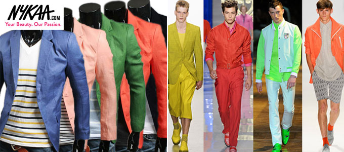 Top five men's style trends for 2015| 1