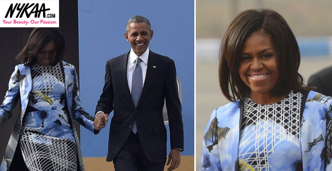 Fashion diplomacy Michelle O style| 1