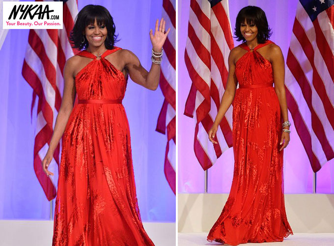 Fashion diplomacy Michelle O style| 3