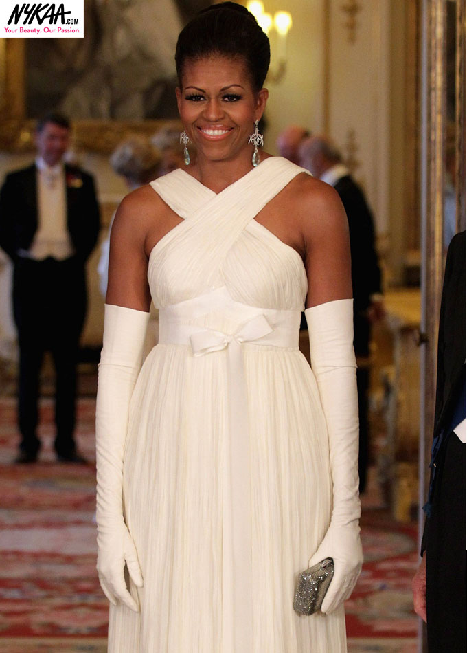 Fashion diplomacy Michelle O style| 5