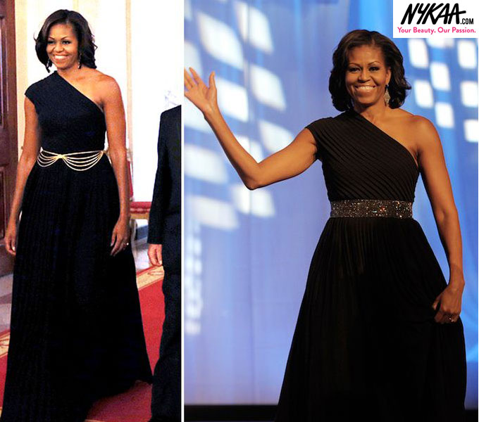 Fashion diplomacy Michelle O style| 6
