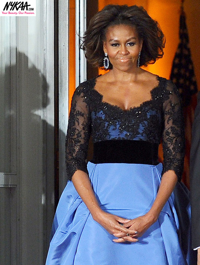 Fashion diplomacy Michelle O style| 9