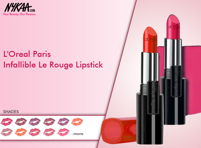Perk up your pout with our six Spring favorites| 13