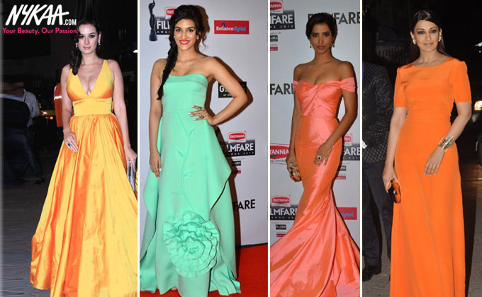 Style gazing at the <i>Filmfare</i> belles of the ball| 7