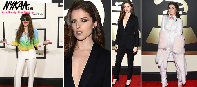 57th Grammy Awards: The looks that made us go wow!| 11