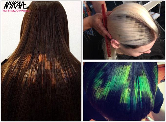 Pixelated hair, the hip new hair trend| 3