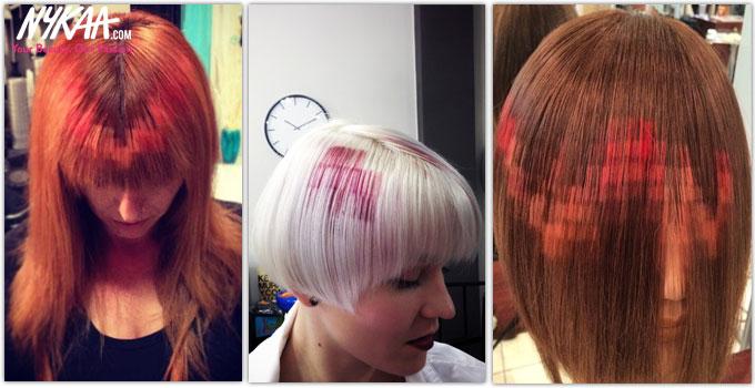 Pixelated hair, the hip new hair trend| 4