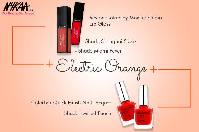 Eight bright-n-blooming Spring nail and lip hues!| 34