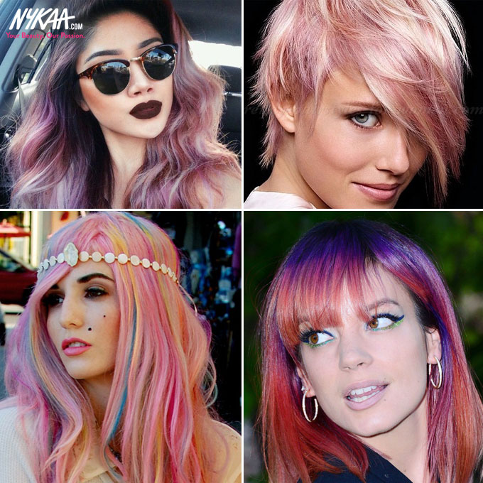 Five hair color trends to inspire you in 2015| 7