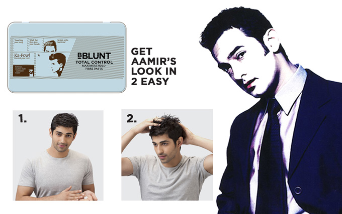 BBLUNT shows all men how to take control of their mane| 1