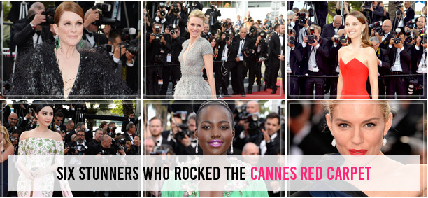 CANNES Red carpet glamor and glitz| 4