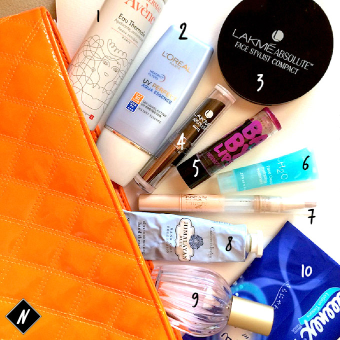 What's in my bag?| 1