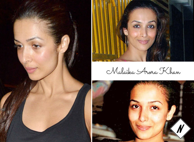 Barefaced Bollywood Beauties| 10