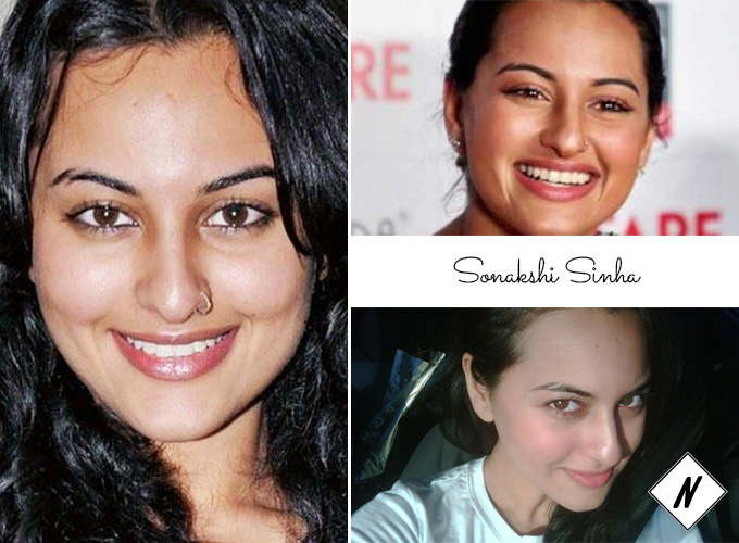 Barefaced Bollywood Beauties| 6
