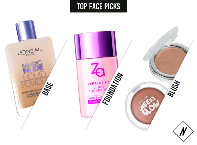 Ankita's top picks for the no-makeup look| 2