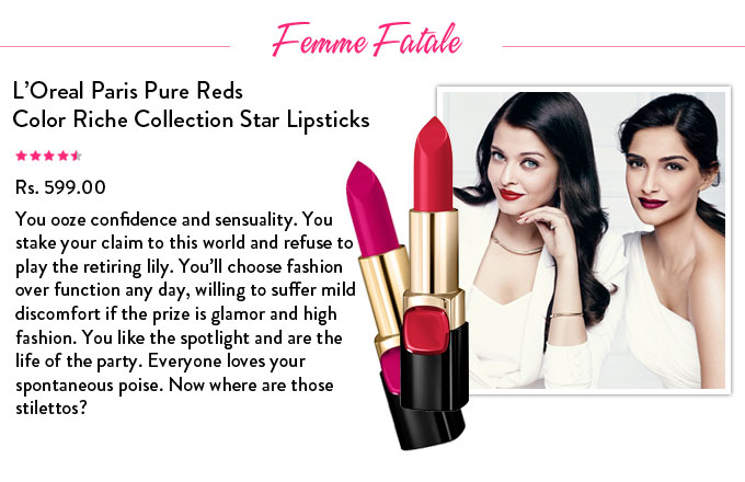 What your favorite beauty product says about you| 4