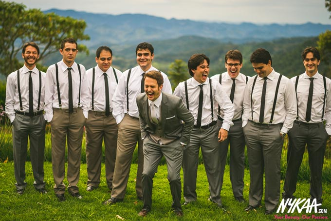 The Wedding Day Grooming Guide| 1