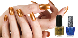 Covet these glam nail trends| 2