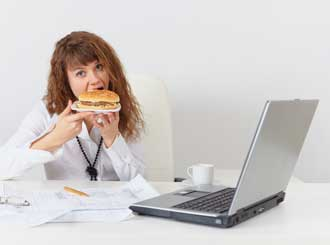 Is your office making you fat?| 1