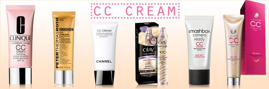 Move over BB Creams, CC Creams are here| 1