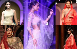 Indian Bridal Fashion Forward| 1