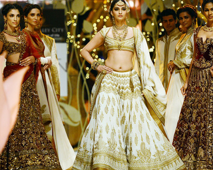 Indian Bridal Fashion Forward| 5