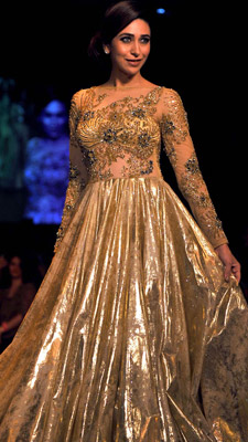 LFW heralds the Wedding/Festive season| 9