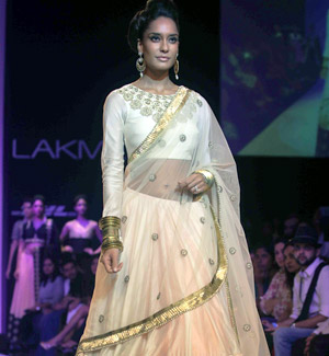 LFW heralds the Wedding/Festive season| 2