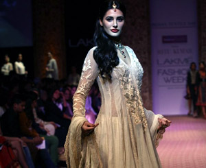 LFW heralds the Wedding/Festive season| 6