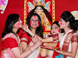 Vanquishing evil with Goddess Durga| 2