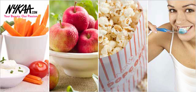 Eight tricks to stop unhealthy snacking| 2