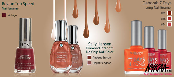 9 nailpolishes you can't live without!| 7