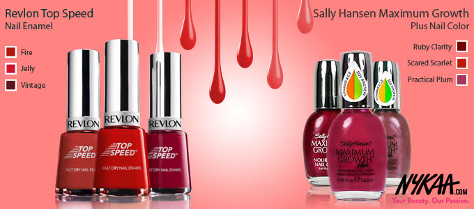 9 nailpolishes you can't live without!  2