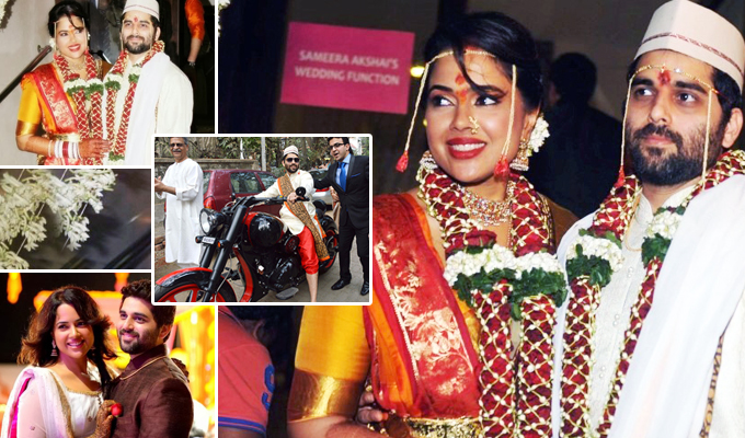 DIY Celebrity Bridal Makeup - Sameera Reddy's Wedding Look Decoded | Nykaa's Beauty Book 1