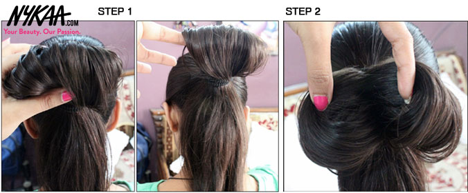 Adorable, super cute bow hairstyle  1