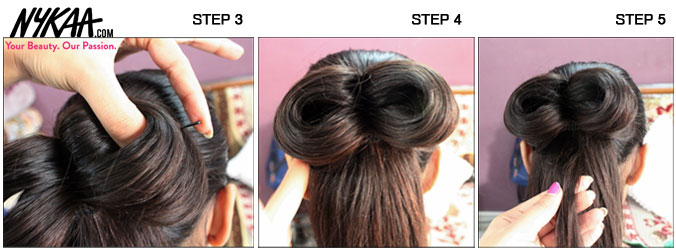 Adorable, super cute bow hairstyle| 2