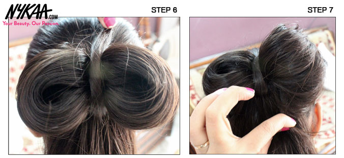 Adorable, super cute bow hairstyle| 3