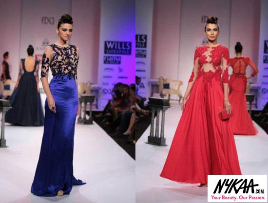 The bold and beautiful at WLIFW, 2014| 17