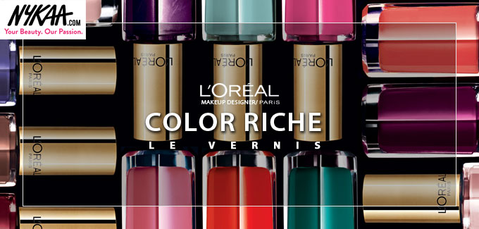 Cannes worthy makeup from L'Oreal Paris| 7