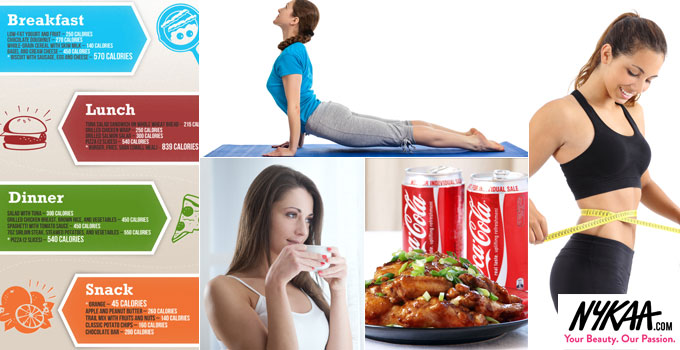 How to cheat on your diet without putting on weight| 1