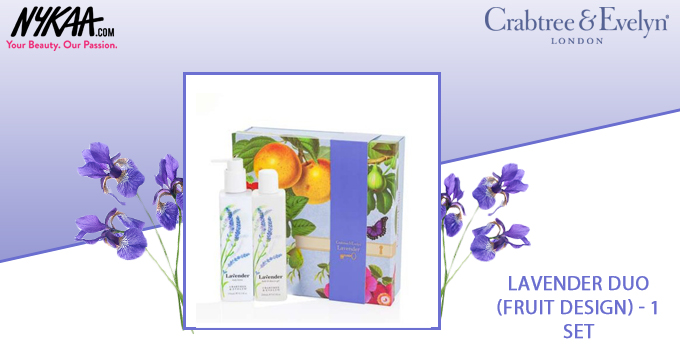 International favourite body care brand Crabtree & Evelyn online 3